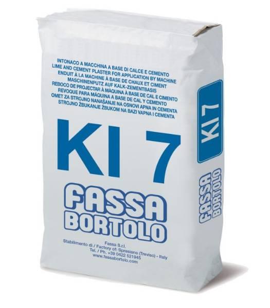 KI 7 Plaster System