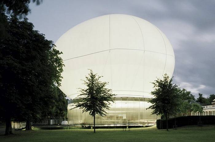 Arts Council of Great Britain Serpentine Gallery