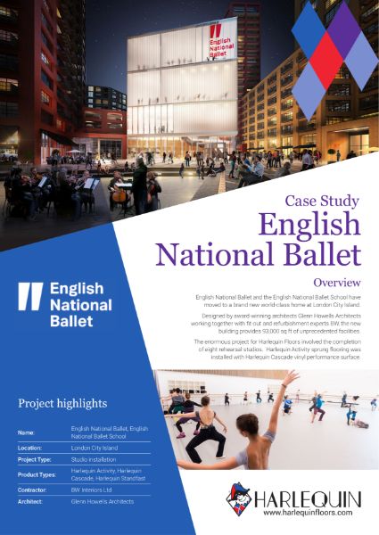 Case Study - English National Ballet