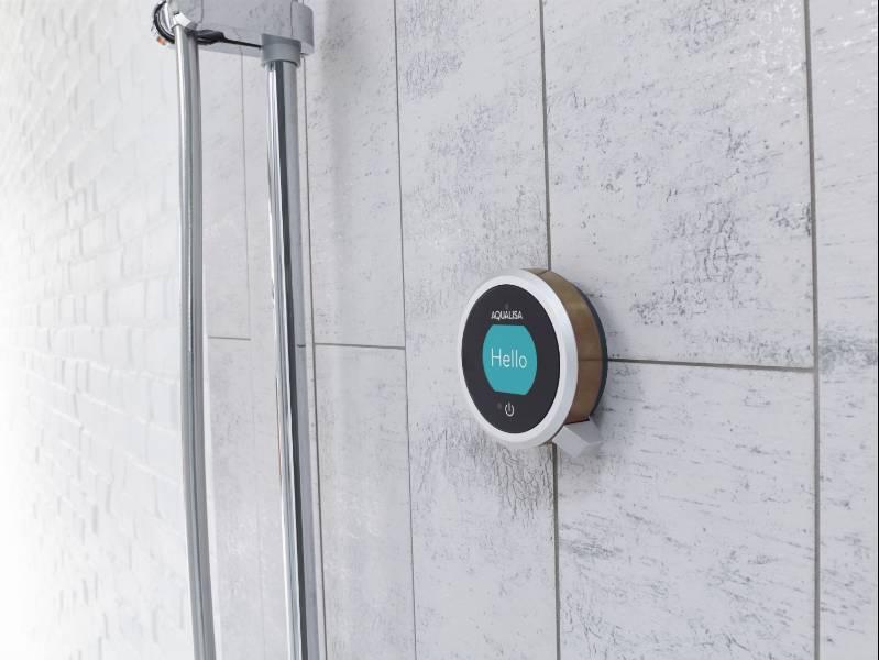 Q Smart - Edition Mixer Shower High Pressure