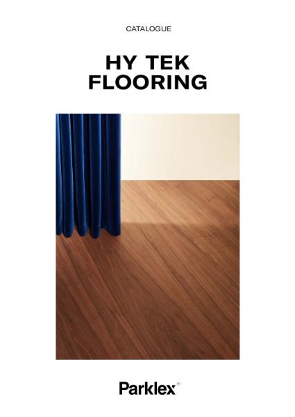 Engineered hardwood flooring for interiors