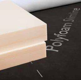 Polyfoam Inverted Roof System