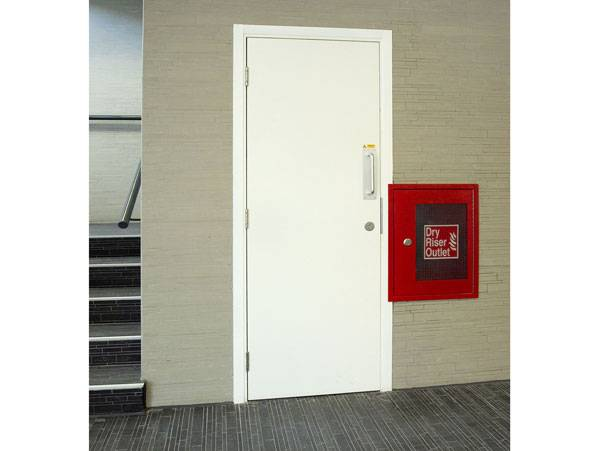 Steel Doorsets FD01 Fireguard Fire Resisting - Single