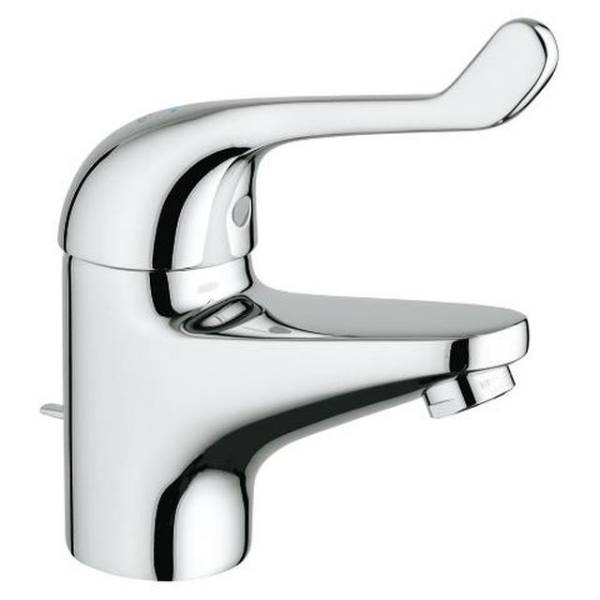 Euroeco Single Sequential Single-Lever Basin Mixer 1/2""