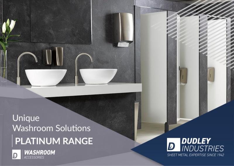 DI Platinum Range Washroom Dispenser Brochure