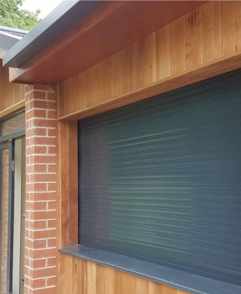 Lintel Shutter Secures Kiosk in Picturesque Worcester Park | SWS UK