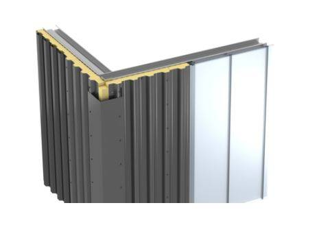 KS1000 FC Insulated Wall Panel System – PIR
