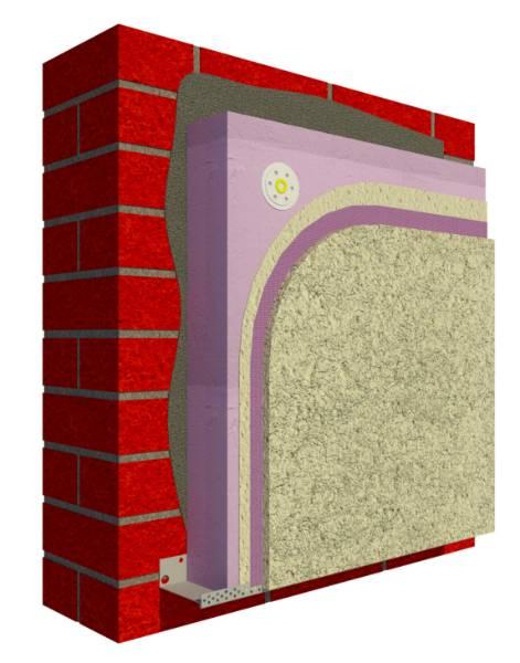 webertherm XP363 External Wall Insulation