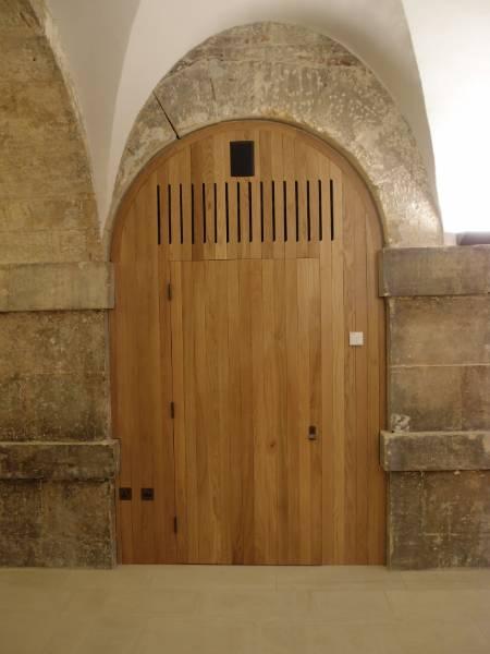 Performance Door Blanks for Christ Church at Spitalfields
