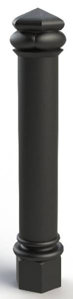 ASF 128 Cast Iron Bollard
