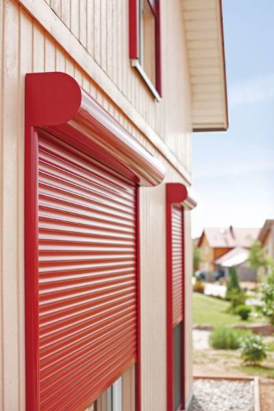 E37/ V37/ P37 Aluminium Security Shutter