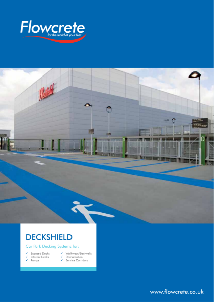 Deckshield Car Park Decking