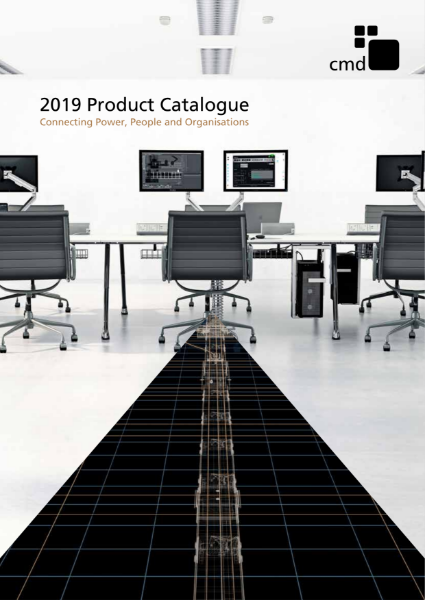 CMD 2019 Product Catalogue