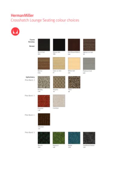 Crosshatch Group - Colour Choices