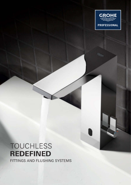 GROHE Touchless Redefined