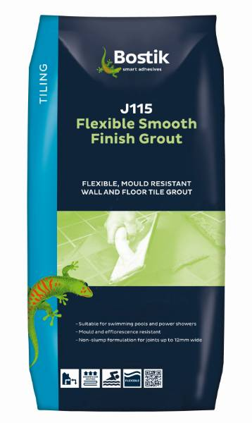 Bostik J115 Flexible Smooth Finish Grout