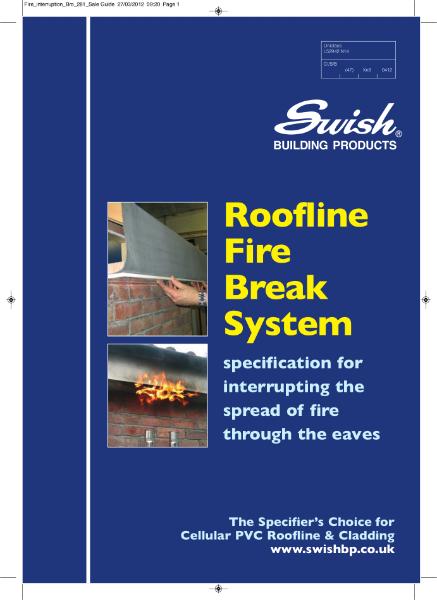 Fire Interruption Leaflet