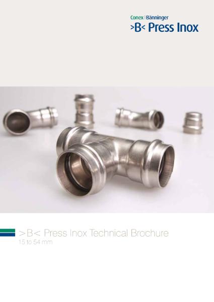 >B< Press Inox Technical Brochure