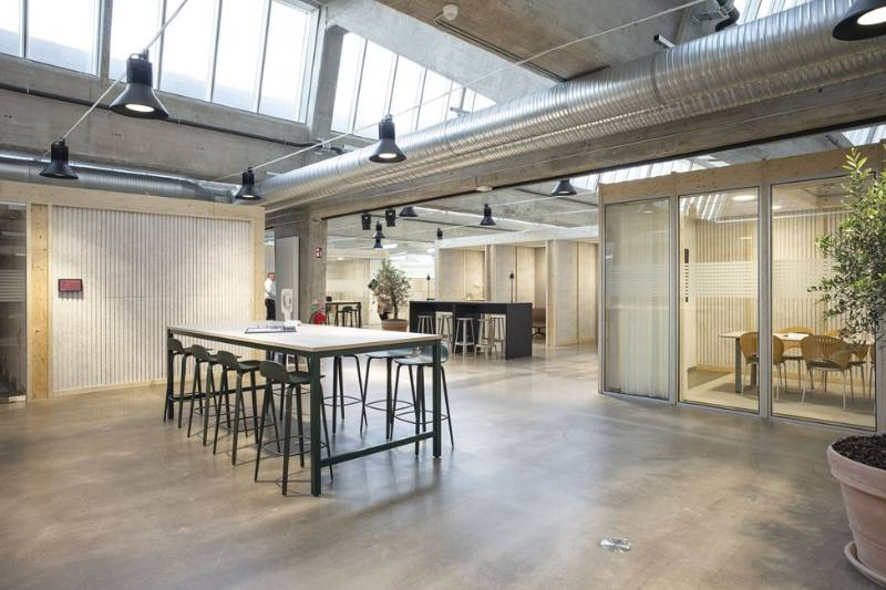 THE NEW INSPIRED WORKPLACE