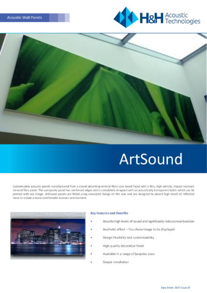 Acoustic ArtSound