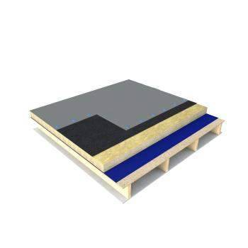 Rocksilk® Flat Roof Slab