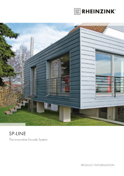 SP-LINE The Innovative Facade System