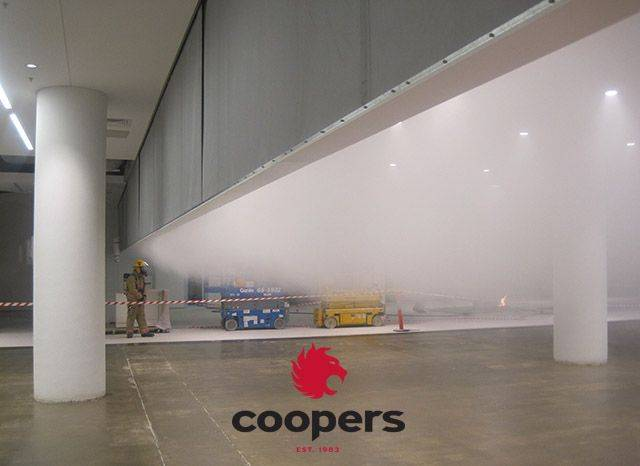 Coopers SmokeStop® DH60