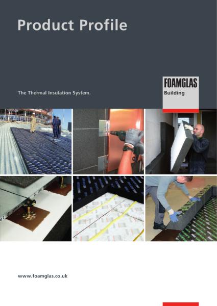 Product Profile FOAMGLAS UK