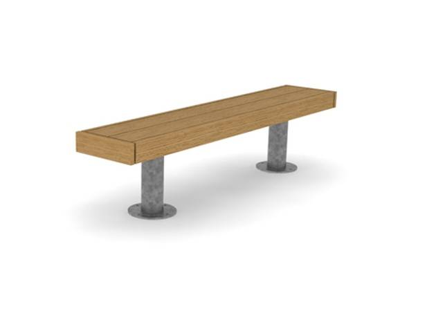 Elements Narrow Bench