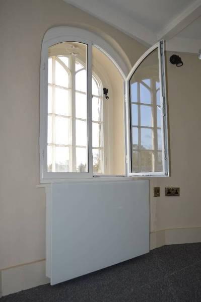 Series 45 Slimline Stable Door Hinged Casement