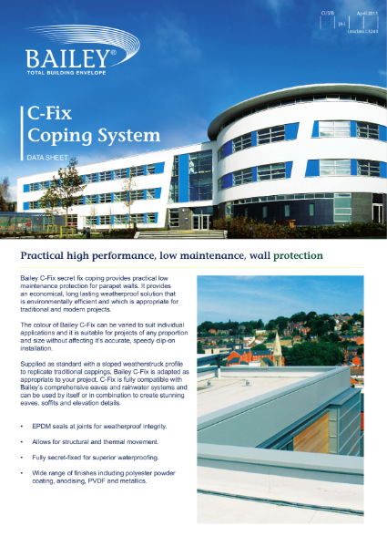 C-Fix Coping System