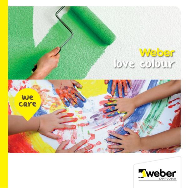 Weber synthetic colour guide