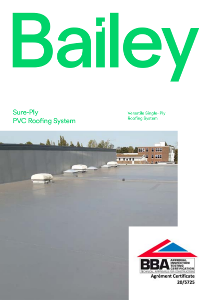 Bailey Sure-Ply Brochure - July 2021