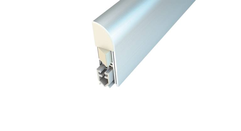 Norsound NOR820 SurfaceAcoustic Automatic Door Bottom seal