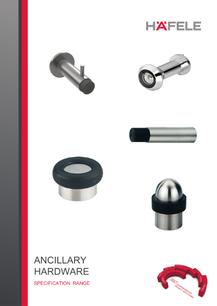 8. Project - Architectural Ancillary Hardware