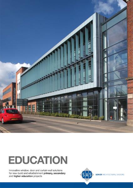 Senior Education Brochure 2015