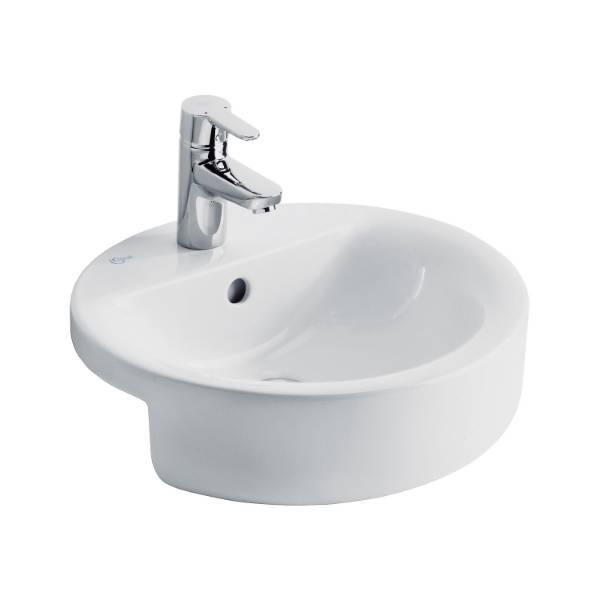Concept Sphere 45 cm Semi-Countertop Washbasin