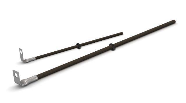 Ancon Teplo-L-Tie Wall Tie