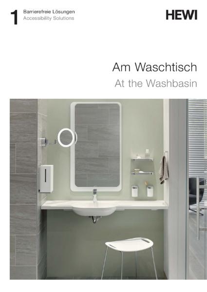 Washbasins - Accessibility