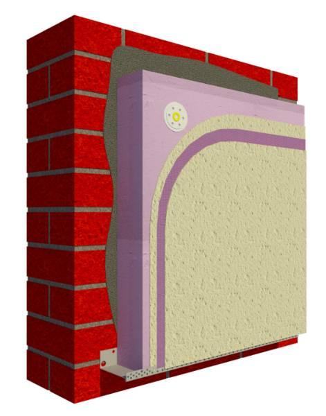 webertherm XP362 External Wall Insulation