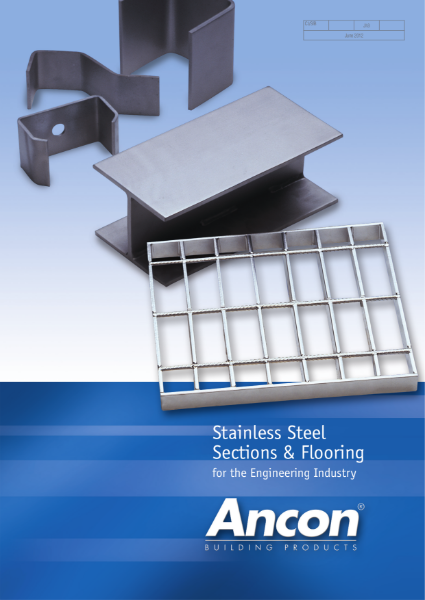 Stainless Steel Sections & Flooring
