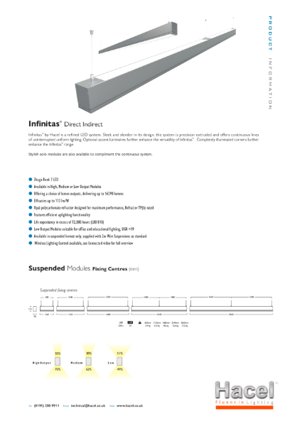 Infinitas® System